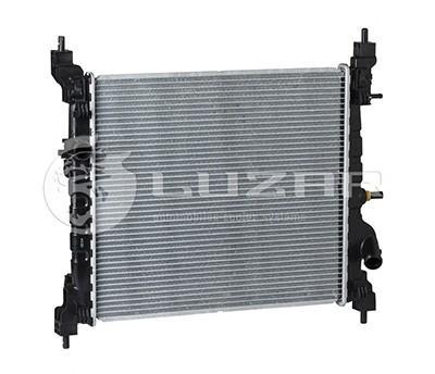 Радиатор основной для Chevrolet Spark 2010-2015 - Фото №1