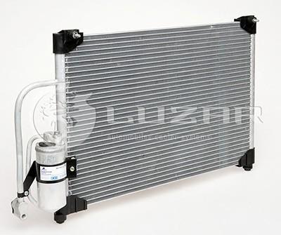 Радиатор кондиционера (конденсер) для Daewoo Lanos 1997-2009 - Фото №1