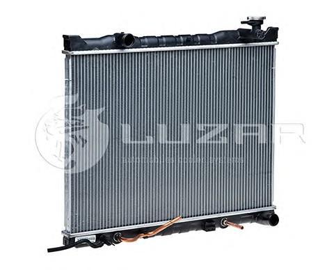 Радиатор основной для Kia Sorento 2002-2009 - Фото №1