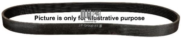 Ремень ручейковый для Mercedes Benz Sprinter (906) 2006> - Фото №1