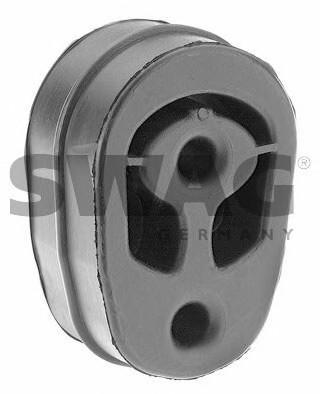 Резинка подвеса глушителя для Ford Mondeo III 2000-2007 - Фото №1