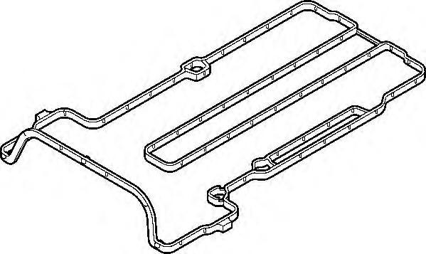 Прокладка клапанной крышки для Opel Zafira C 2013> - Фото №1