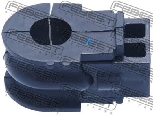 Втулка (с/блок) переднего стабилизатора для Nissan Qashqai+2 (JJ10) 2008-2014 - Фото №1