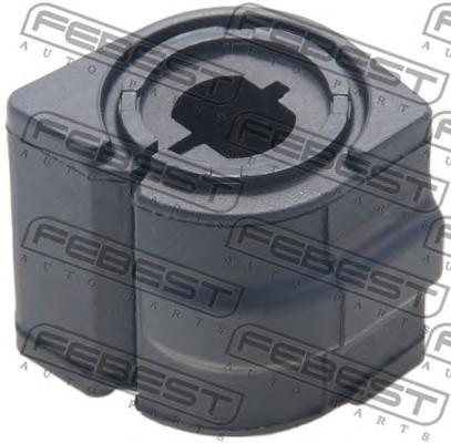 Втулка (с/блок) переднего стабилизатора для Citroen C3 2002-2009 - Фото №1