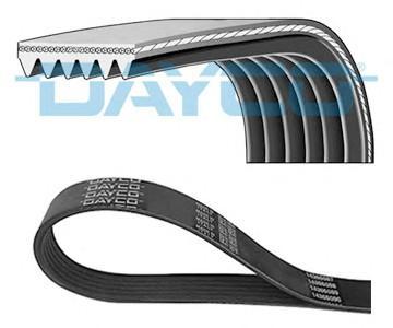 Ремень ручейковый для Citroen C4 II 2011> - Фото №1