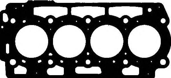 Прокладка головки блока для Ford Fiesta 2008> - Фото №1