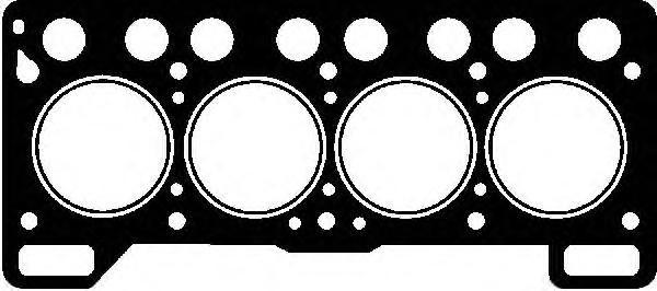Прокладка головки блока для Volvo 340/360 1984-1991 - Фото №1