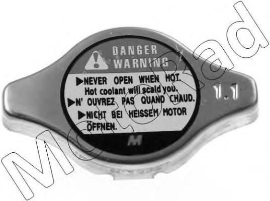 Крышка радиатора для Toyota FJ Cruiser 2006> - Фото №1