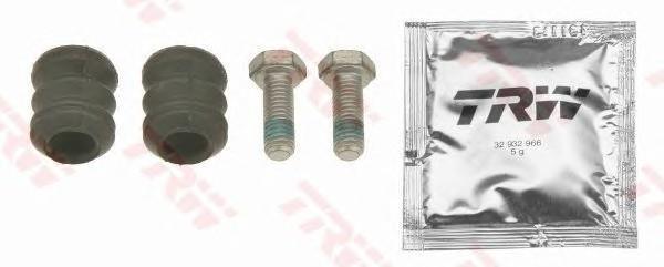 Пыльники направляющих суппорта для Seat Alhambra 2000-2010 - Фото №1