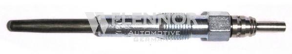Свеча накаливания для VW Fox 2005-2011 - Фото №1