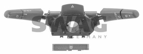 Переключатель подрулевой в сборе для Mercedes Benz Sprinter (901-905)/Sprinter Classic (909) 1995-2006 - Фото №1