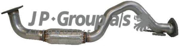 Приемная труба глушителя для VW Golf IV/Bora 1997-2005 - Фото №1
