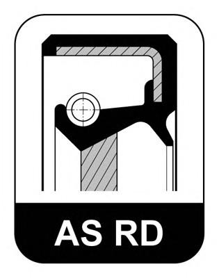 Сальник распредвала передний для VAZ Lada Largus 2011> - Фото №1