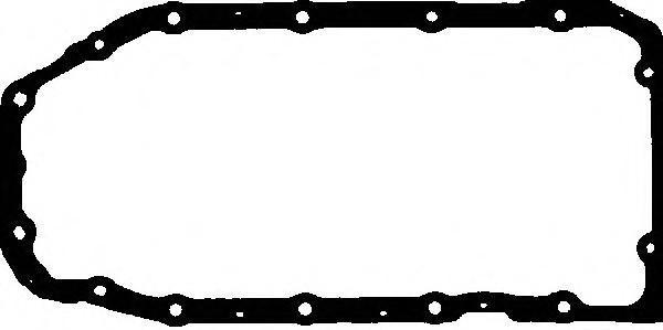 Прокладка масляного поддона для Opel Frontera B 1998-2004 - Фото №1