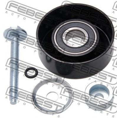 Ролик-натяжитель ручейкового ремня для Mazda Mazda 3 (BL) 2009-2013 - Фото №1