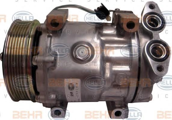 Компрессор системы кондиционирования для Ford Focus II 2008-2011 - Фото №1