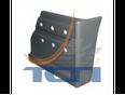 Крыло переднее правое задняя часть MERCEDES BENZ TRUCK ACTROS (19