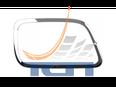 Рамка фары правой MERCEDES BENZ TRUCK ACTROS MP3 (2008>)