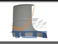 Дефлектор правый высота 400мм Truck Axor 2001-2006