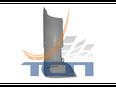 Дефлектор правый Truck Axor 2001-2006